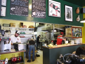 The Elbow Room Kitchen