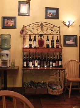 Sazio Wine Bar