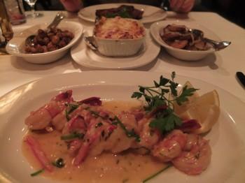 Gotham Garlic Shrimp & Sides