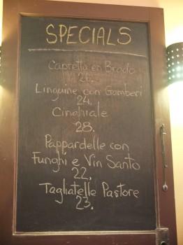 Sazio Specials