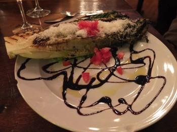 Sazio Grilled Romaine