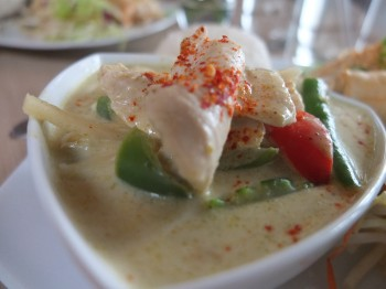 Naam Thai Green Curry with Chicken