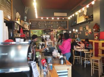 Caffe Lieto Looking In