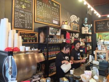 Caffe Lieto to the Left