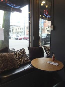 Caffe Lieto Window Seating