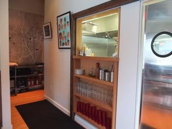 Songbird Kitchen Door