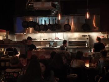 Toro Bravo Kitchen