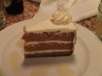 Country Cat Carrot Cake