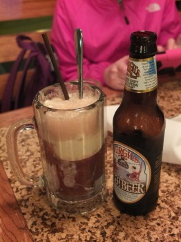 Country Cat Root Beer Float