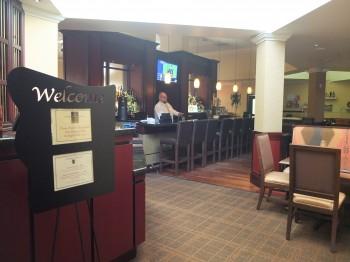 Columbia Grill & Bar Lobby Dining & Bar