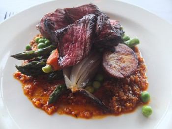 Eva Hanger Steak