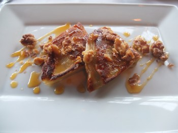 Eva Bleu Cheese Crepe