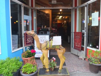 Cafe Turko Camel