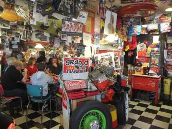 XXX Root Beer Restaurant Space