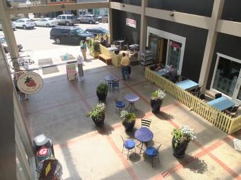 Westside Pizza Winslow Mall Courtyard