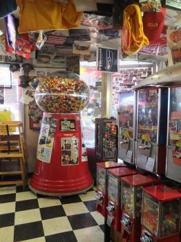 XXX Root Beer Gigantic Gum ball Machine