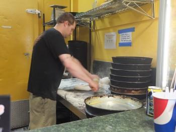 Westside Pizza Dough