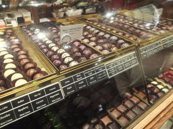 Roger's Chocolates Truffles