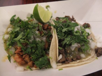 Los Agaves PPM Beef & Chicken Adobo Tacos