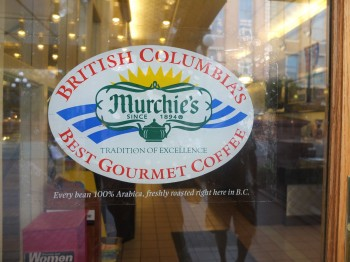 Murchie's Best Coffee Seal