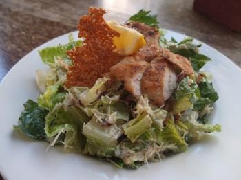 Garrick's Head Pub Caesar Salad