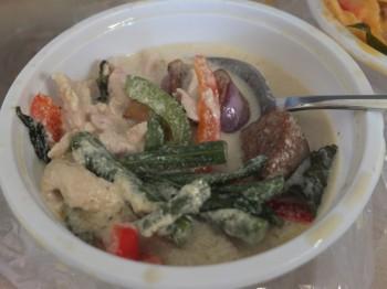 Talay Thai Green Curry