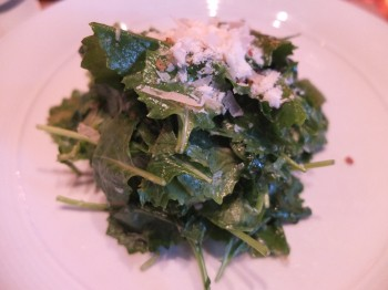 RN74 Lacinato Kale Salad