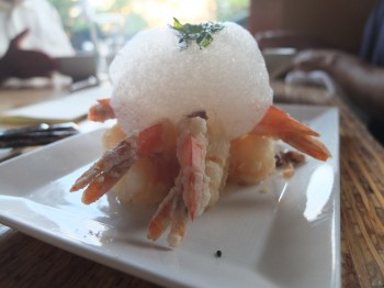 Fresh Bistro Prawn Foam