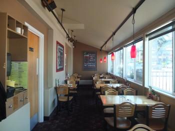 Alki Cafe Side Room