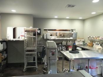 Local Burger Kitchen Space