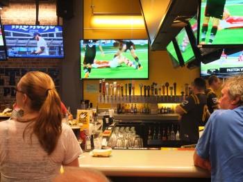 Buffalo Wild Wings Bar