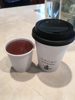 Cacao Heathman Hotel Rivoli Times Two