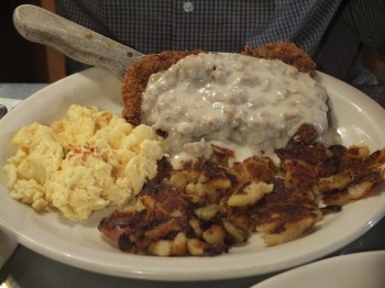 Goldy's Country Fried Steak