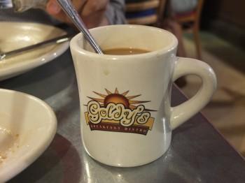 Goldy's Coffee