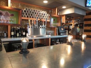 The Dish Boise Bar
