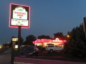 Westside Drive-In Boise