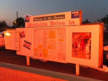 Westside Drive-In Boise Drive-Thru