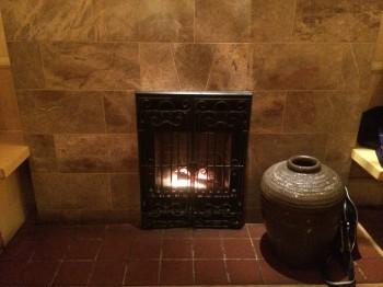 Thaiku Fireplace