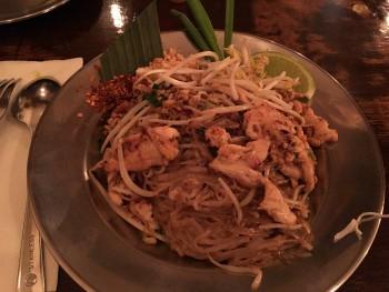 Mai Thaiku Phad Thai with Chicken