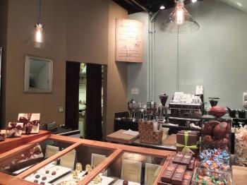 Cacao Truffle Display