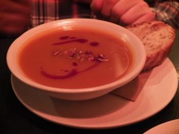 Etta's Squash Soup