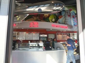 Rocket Donuts Fairhaven Inside
