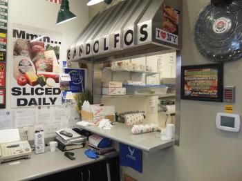 Gandolfo's Kitchen Entry