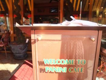 Panini Cafe Podium