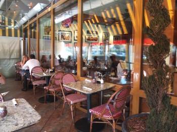 Panini Cafe Patio