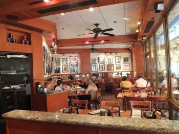 Panini Cafe Dining Room