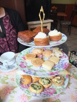 Cederberg Tea House Spread