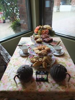Cederberg Tea House High Tea
