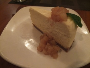Ponti Cheesecake
