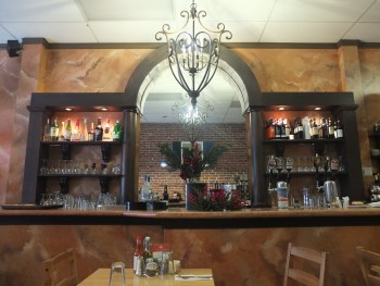The Olive & Grape Bar